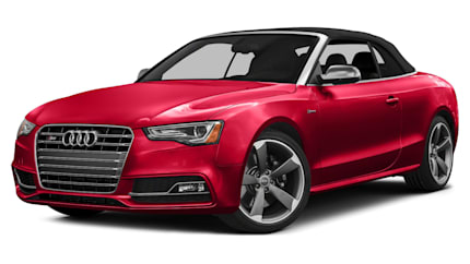 2016 Audi S5 - 2dr All-wheel Drive quattro Cabriolet (3.0T Premium Plus)