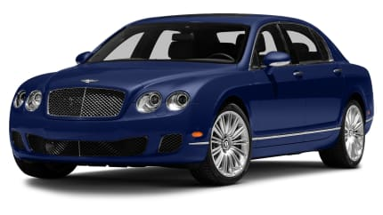 2013 Bentley Continental Flying Spur - Sedan (Speed)
