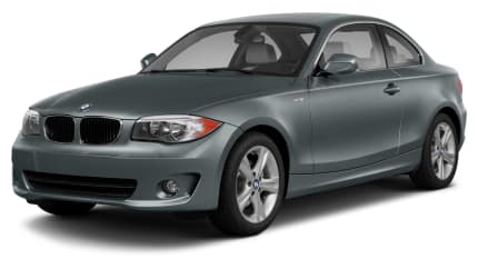 2013 BMW 135 - 2dr Rear-wheel Drive Coupe (i)