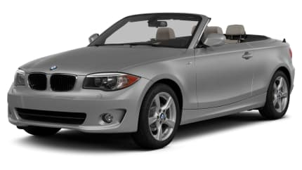 2013 BMW 135 - 2dr Rear-wheel Drive Convertible (i)