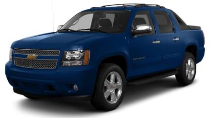 2013 Chevrolet Avalanche - 4x2 (LS Black Diamond)