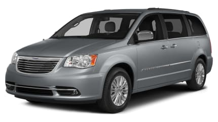 2016 Chrysler Town & Country - Front-wheel Drive LWB Passenger Van (Touring-L)