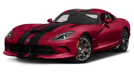 2017 Dodge Viper - 2dr Coupe (SRT)
