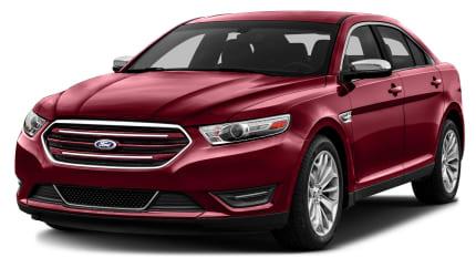 2016 Ford Taurus - 4dr Front-wheel Drive Sedan (SE)