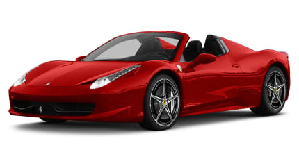 2015 Ferrari 458 Spider - 2dr Convertible (Base)