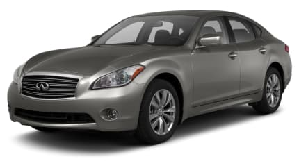 2013 Infiniti M56x - 4dr All-wheel Drive Sedan (Base)
