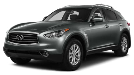 2013 Infiniti FX37 - 4dr All-wheel Drive (Base)