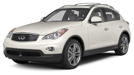 2013 Infiniti EX37 - 4dr All-wheel Drive (Base)