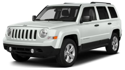 2017 Jeep Patriot - 4dr Front-wheel Drive (Sport)