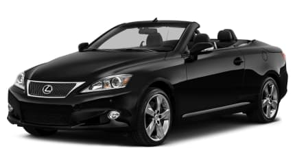 2015 Lexus IS 350C - 2dr Convertible (Base)