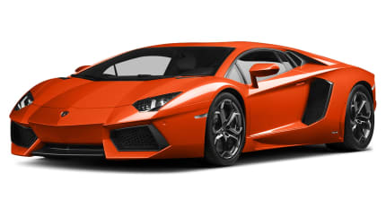 2015 Lamborghini Aventador - 2dr All-wheel Drive Coupe (LP700-4)