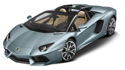 2015 Lamborghini Aventador - 2dr All-wheel Drive Roadster (LP700-4)