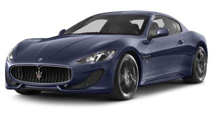 2017 Maserati GranTurismo - 2dr Coupe (Sport)