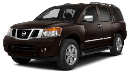 2015 Nissan Armada - 4dr 4x2 (Platinum)