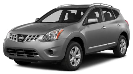 2015 Nissan Rogue Select - 4dr Front-wheel Drive (S)