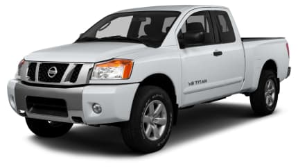 2015 Nissan Titan - 4x2 King Cab SWB (S)