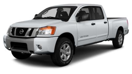 2015 Nissan Titan - 4x2 Crew Cab SWB (S)