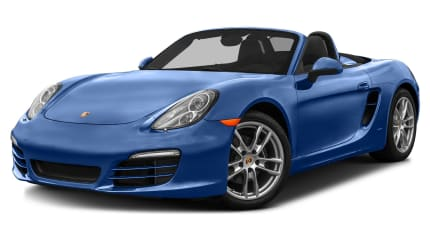2016 Porsche Boxster - 2dr Rear-wheel Drive Convertible (Base)