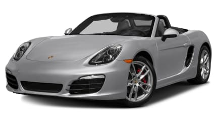 2016 Porsche Boxster - 2dr Rear-wheel Drive Convertible (S)