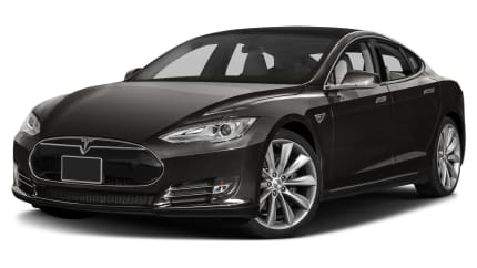 2015 Tesla Model S - 4dr Rear-wheel Drive Sedan (60)