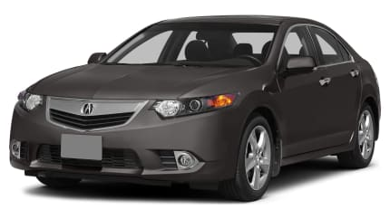 2014 Acura TSX - 4dr Sedan (3.5 w/Technology Package)