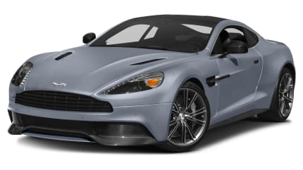 2014 Aston Martin Vanquish - 2dr Coupe (Base)