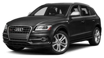 2017 Audi SQ5 - 4dr All-wheel Drive quattro Sport Utility (3.0T Premium Plus)