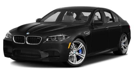 2016 BMW M5 - 4dr Rear-wheel Drive Sedan (Base)