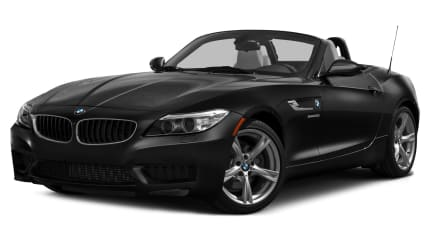 2016 BMW Z4 - 2dr Rear-wheel Drive Roadster (sDrive28i)