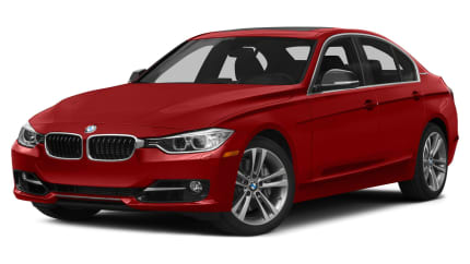 2015 BMW ActiveHybrid 3 - 4dr Rear-wheel Drive Sedan (Base)