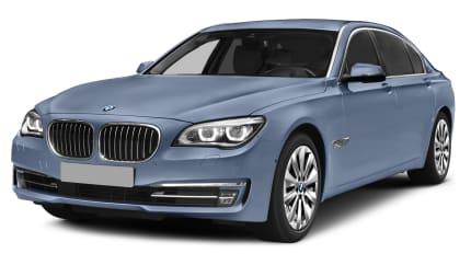 2014 BMW ActiveHybrid 740 - 4dr Rear-wheel Drive Sedan (Li)