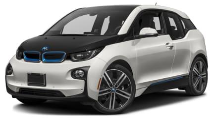 2016 BMW i3 - 4dr Rear-wheel Drive Hatchback (Base)