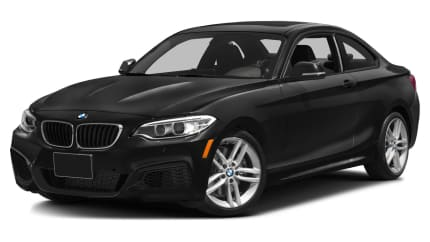2016 BMW 228 - 2dr Rear-wheel Drive Coupe (i)