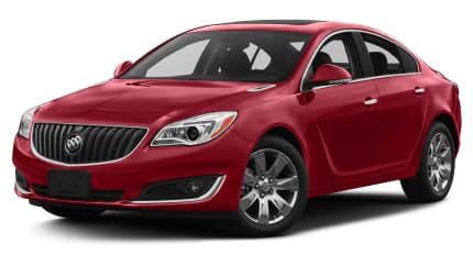 2017 Buick Regal - 4dr All-wheel Drive Sedan (Turbo)