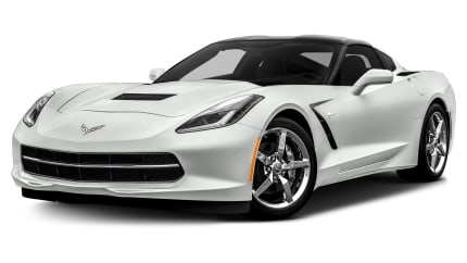 2017 Chevrolet Corvette - 2dr Coupe (Stingray)
