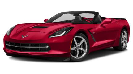 2017 Chevrolet Corvette - 2dr Convertible (Stingray)