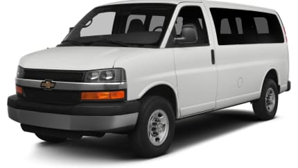 2014 Chevrolet Express 1500 - Rear-wheel Drive Passenger Van (LS)