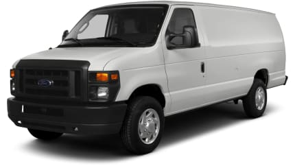 2014 Ford E-150 - Cargo Van (Commercial)