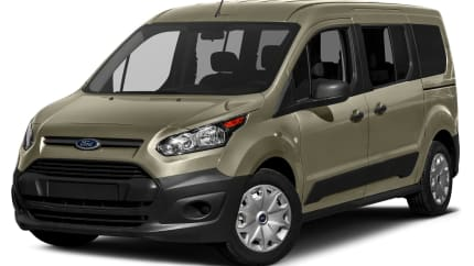 2017 Ford Transit Connect - Wagon (XLT)