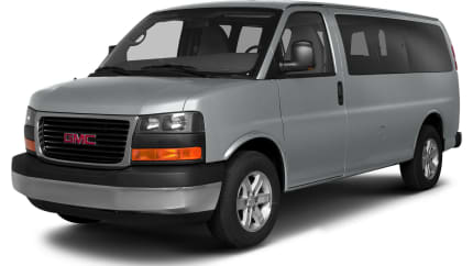 2014 GMC Savana 1500 - Rear-wheel Drive Passenger Van (LS)
