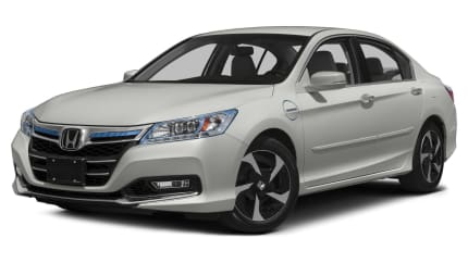 2014 Honda Accord Plug-In Hybrid - 4dr Sedan (Base)