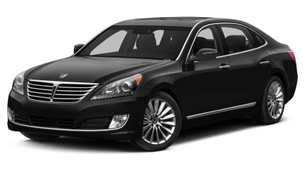 2016 Hyundai Equus - 4dr Rear-wheel Drive Sedan (Signature)