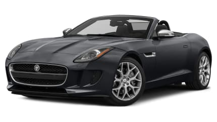 2017 Jaguar F-TYPE - 2dr Rear-wheel Drive Convertible (Base)