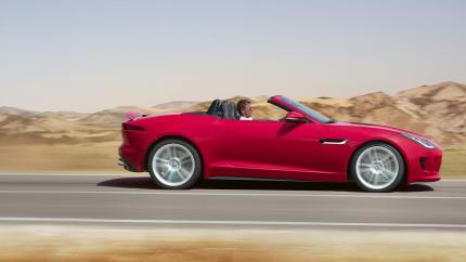 2017 Jaguar F-TYPE - 2dr Rear-wheel Drive Convertible (Premium)