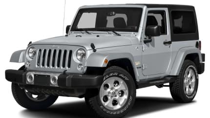 2017 Jeep Wrangler - 2dr 4x4 (Sahara)