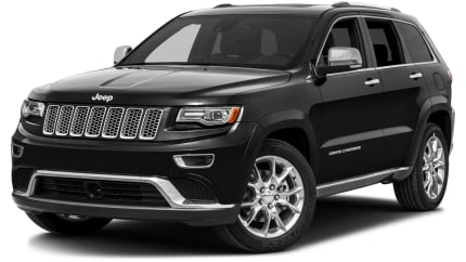 2017 Jeep Grand Cherokee - 4dr 4x2 (Summit)
