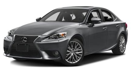 2015 Lexus IS 250 - 4dr Rear-wheel Drive Sedan (Base)