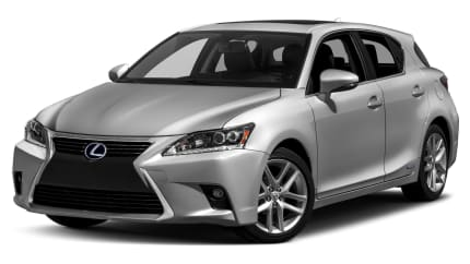 2017 Lexus CT 200h - 4dr Front-wheel Drive Hatchback (Base)