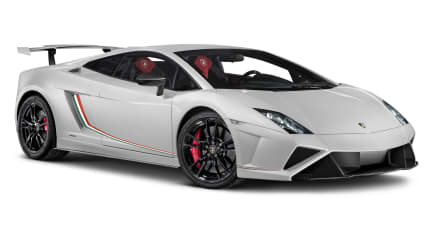 2014 Lamborghini Gallardo - 2dr All-wheel Drive Coupe (LP570-4 Squadra Corse)
