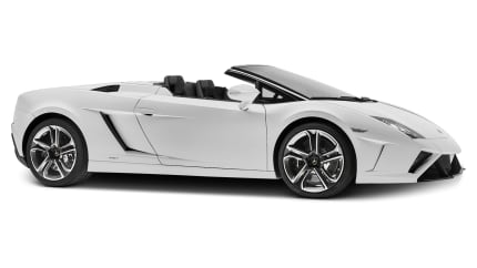 2014 Lamborghini Gallardo - 2dr All-wheel Drive Spyder (LP560-4)